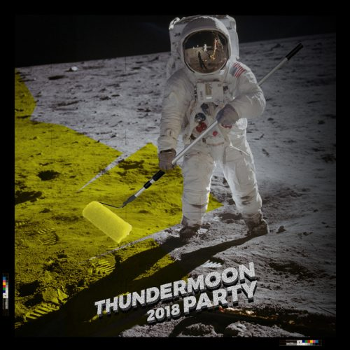 Una imagen relacionada con Thundermoon Party 2018